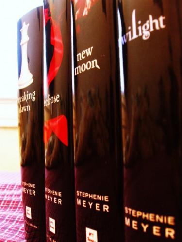 Twilight-seriens bakgrund